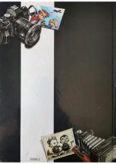 Verso de Spirou et Fantasio -39FL- Spirou à New York