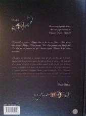 Verso de Gothic Faërie - Le temps de la forêt