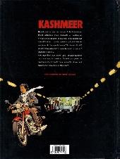 Verso de Kashmeer -1- La Danse de Kali