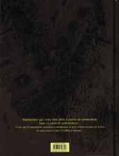 Verso de Le grand Mort -4- Sombre
