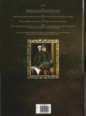 Verso de L'or des fous -1- L'expédition