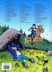 Verso de Les tuniques Bleues -56- Dent pour dent