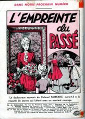 Verso de Frimousse et Frimousse-Capucine -131- Perdue sur les pistes du grand nord