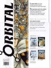Verso de Orbital -1c12- Cicatrices