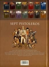 Verso de Sept -14- Sept Pistoleros
