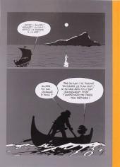 Verso de Johan et Pirlouit -5TL- Le serment des vikings