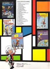 Verso de Les petits hommes -21a- Les 6 clones