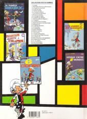 Verso de Les petits hommes -25a- Petits hommes et mini-gagagags