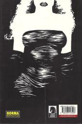 Verso de Sin City (Frank Miller's) -1- El duro adiós (primera parte)