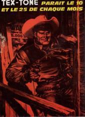 Verso de Tex-Tone -343- Ambition démesurée