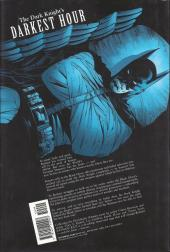 Verso de Batman (1940) -INT- Batman R.I.P. (the deluxe edition)