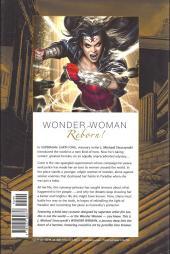 Verso de Wonder Woman Vol.1 (DC Comics - 1942) -INTHC01- Odyssey Volume one