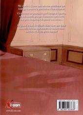 Verso de Blood alone -2a- Tome 2