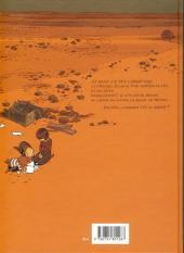Verso de Mars aller-retour