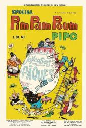 Verso de Pim Pam Poum (Pipo - Mensuel) -8- Mensuel n°008