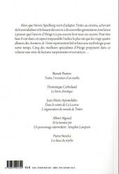 Verso de (AUT) Hergé -85a- L'archipel tintin