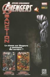Verso de Marvel Saga (1re série - 2009) -15- The Iron Age 1/2