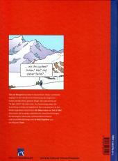 Verso de (AUT) Hergé -Cat ALL- Tim und Struppi - Ein Blick ins Atelier Hergé