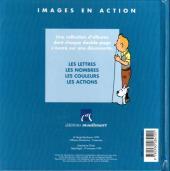 Verso de Tintin (Images en action) -1- ABC je découvre les lettres