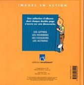 Verso de Tintin (Images en action) -4- Je découvre les actions