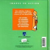 Verso de Tintin (Images en action) -5- Je découvre les contraires