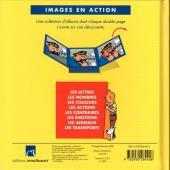Verso de Tintin (Images en action) -7- Je découvre les animaux