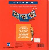 Verso de Tintin (Images en action) -8- Je découvre les moyens de transport