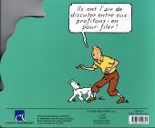 Verso de Tintin - Divers -AN2- L'Éléphant