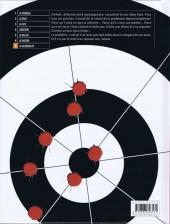 Verso de Sept balles pour Oxford -7- La vulnérabilité