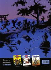 Verso de La ribambelle -8- La Ribambelle au Japon