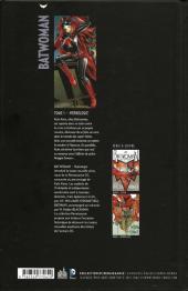 Verso de Batwoman -1- Hydrologie