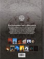 Verso de Zodiaque (Delcourt) -7- Le Jugement de la Balance