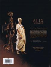 Verso de Alix Senator -1- Les Aigles de sang