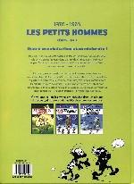Verso de Les petits hommes -INT04- Intégrale 1976-1978