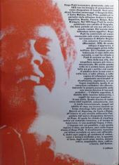 Verso de (AUT) Pratt, Hugo (en italien) - Hugo Pratt - Le pulci penetranti