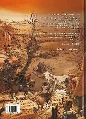 Verso de Western Valley -2- La culasse du diable