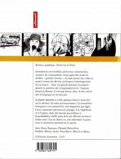 Verso de Histoires graphiques - Noire est la terre