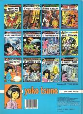 Verso de Yoko Tsuno -2b83- L'orgue du diable