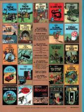 Verso de Tintin (Historique) -8C1- Le sceptre d'Ottokar
