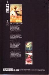 Verso de Fables (avec couverture souple) -16- La grande alliance