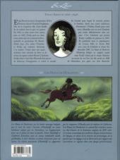 Verso de Les hauts de Hurlevent -INT- Les Hauts de Hurlevent, d'Emily Brontë