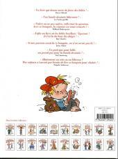 Verso de La vérité sur -1a2004- Le bébé