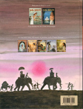 Verso de India dreams -7- Taj Mahal