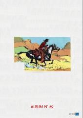 Verso de Votre série Mickey (2e série) - Albums Filmés ODEJ -69- Le Shérif Kendall Justice à Seely City