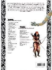 Verso de Thorgal (Les mondes de) - Kriss de Valnor -3- Digne d'une reine