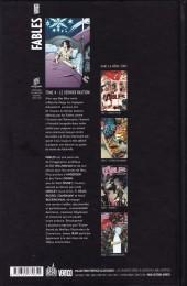Verso de Fables (Urban Comics) -4- Le Dernier Bastion