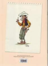 Verso de Lincoln -HS1- Dix années d'illustrations