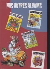 Verso de Les pieds Nickelés (Taupinambour) -5- Escroqueries en tous genres