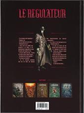 Verso de Le régulateur -5- Cordélia