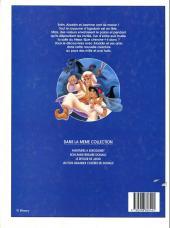 Verso de Walt Disney (Dargaud) - Aladdin et le Roi des Voleurs